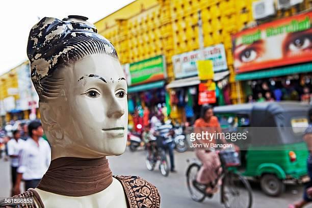 Street scene, Jaffna, Sri Lanka