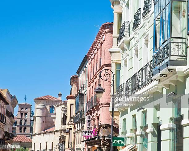 Street Scene, León, Spain