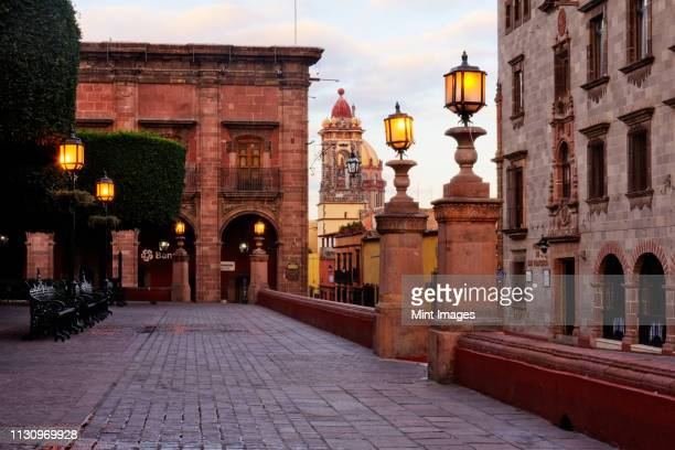 street scene - guanajuato stock pictures, royalty-free photos & images