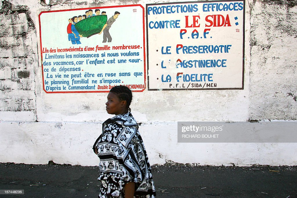 COMOROS-FRANCE-MAYOTTE-IMMIGRATION : News Photo