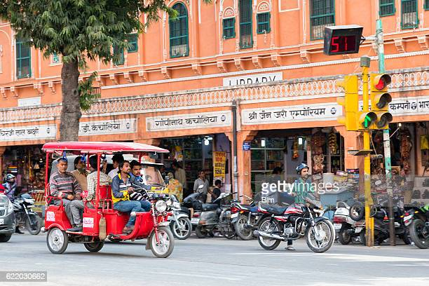 Street Scene, Udaipur, Indien