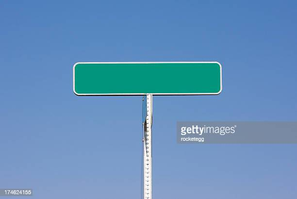 street sign - add your own text - road sign stock pictures, royalty-free photos & images