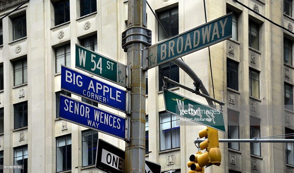 New York City Honorary Street Names
