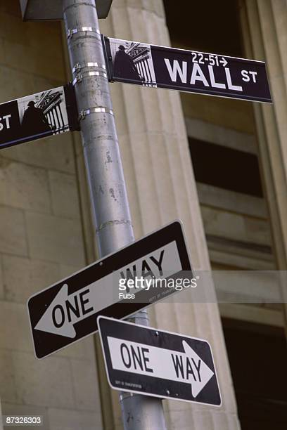 street signs - ニューヨーク郡 ストックフォトと画像