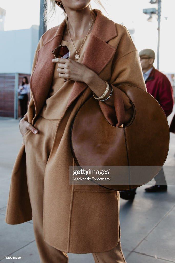 Street Style - Melbourne Fashion Festival 2019 : News Photo