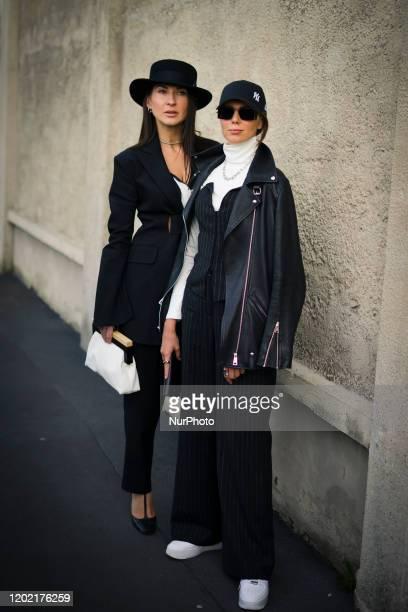 February 20 Milan Fashion Week Fall/Winter 20202021 20 February 2020 Milan Italy