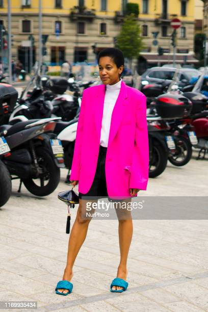 September 20 Milan Fashion Week Spring/Summer 2020 20 September 2019 Milan Italy
