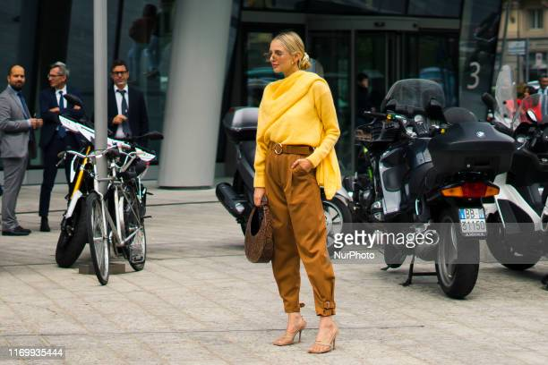 September 20 Milan Fashion Week Spring/Summer 2020 20 September 2019 Milan Italy