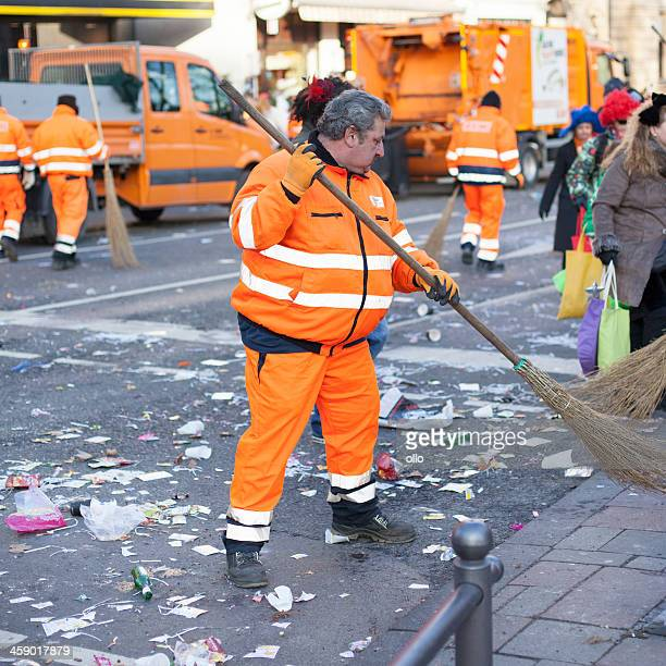 street sweepers - street sweeper stock pictures, royalty-free photos & images