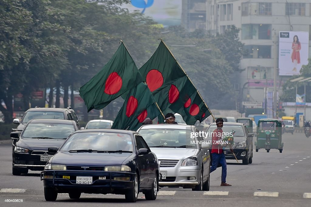 BANGLADESH-VICTORY-DAY-CELEBRATIONS : News Photo