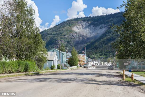 Street View en Dawson City, Yukón