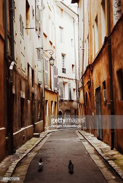 Streets of Aix en Provence