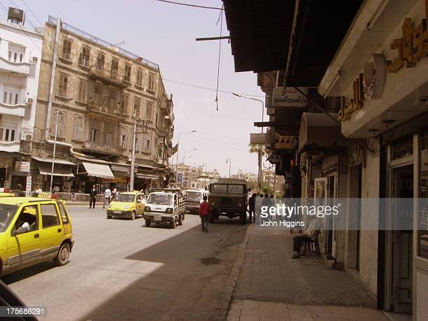 CONTENT] Streets of Aleppo Syria May 2009