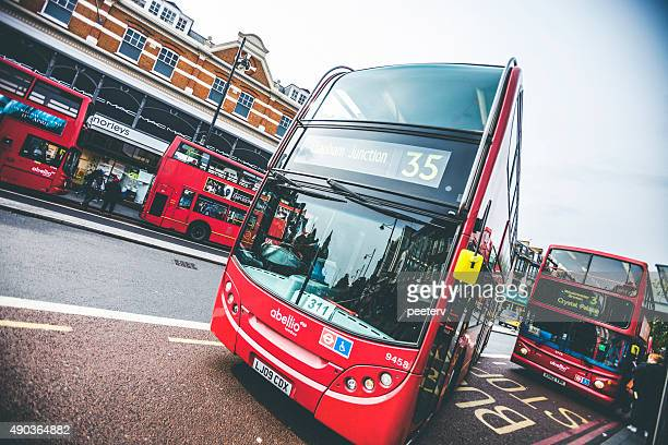 streets of brixton, london. - brixton stock photos and pictures