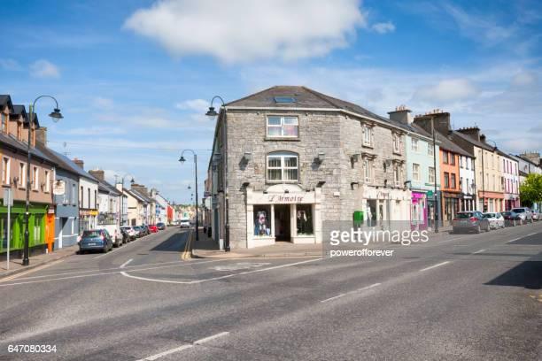Streets of Claremorris, Ireland