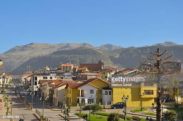 "streets of cusco, peru: avenida el sol - ""markus daniel"" stock pictures, royalty-free photos & images"