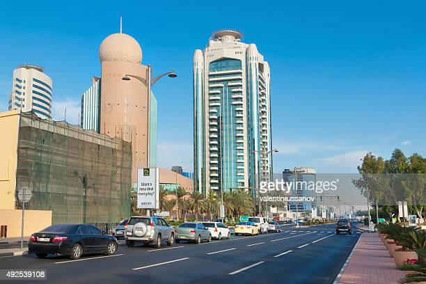 Straßen von Dubai