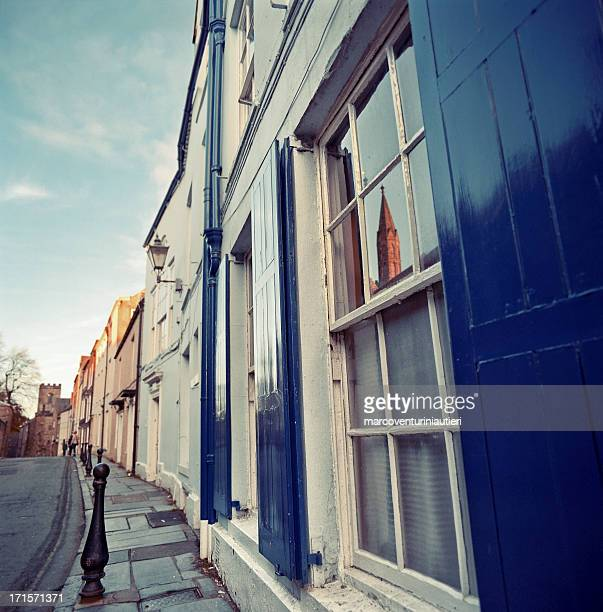 Streets of Durham, England