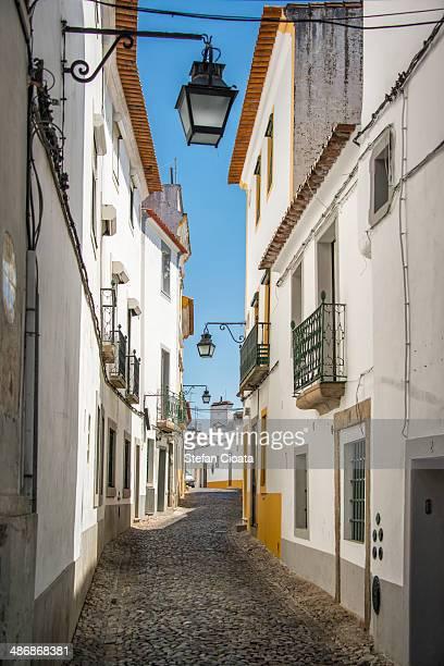Streets of Evora