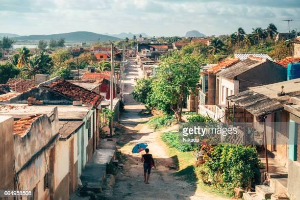Straßen von Gibara, Kuba