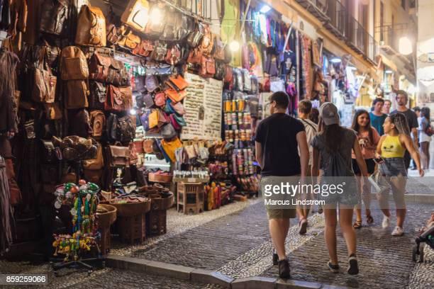 Calles de Granada