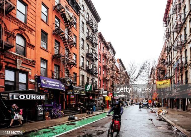Streets of Greenwich Village - Manhattan, New York City