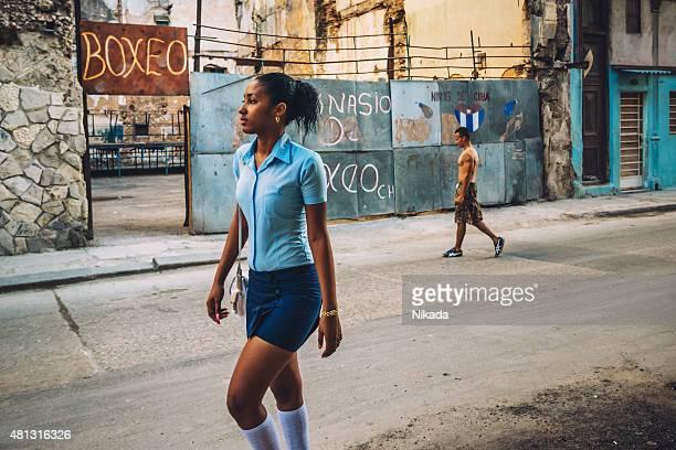 Streets of Havana, Cuba