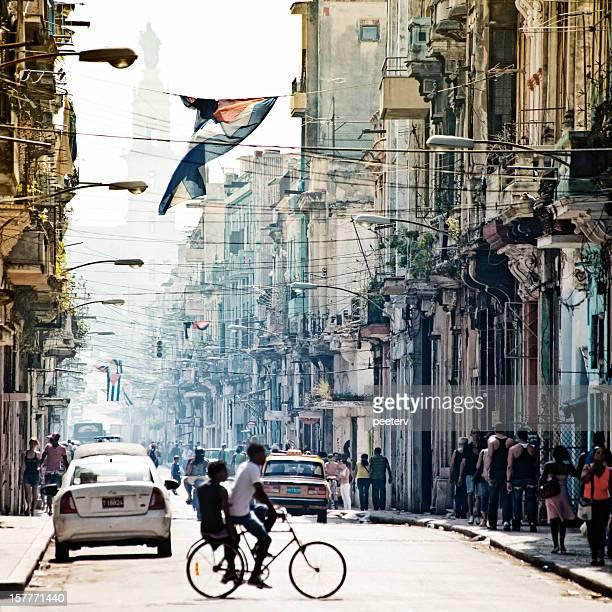 Streets of Havana.