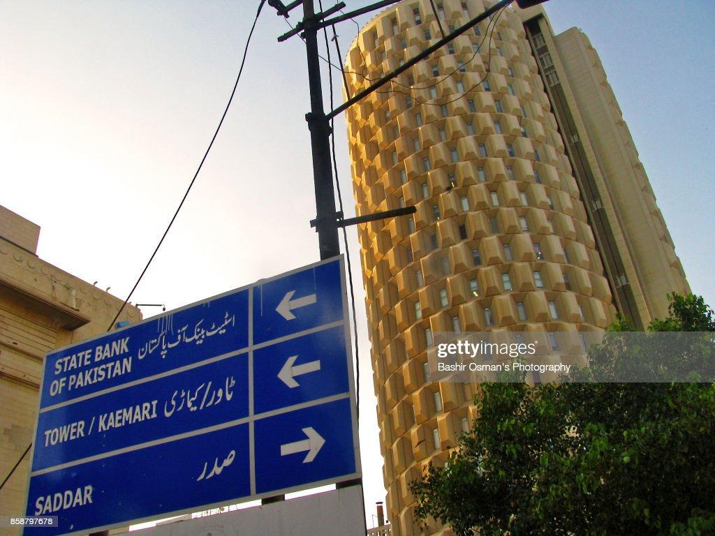 Streets of Karachi : Stock Photo