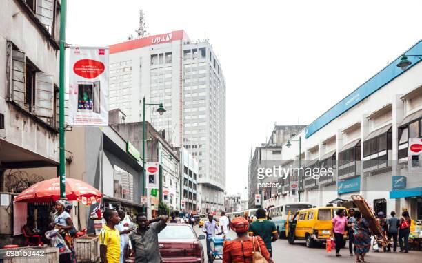 Streets of Lagos, Nigeria