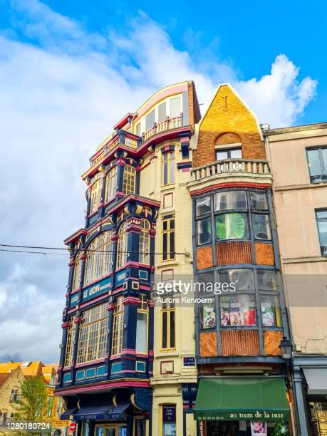 リールの街, フランス - オードフランス地域圏 ストックフォトと画像