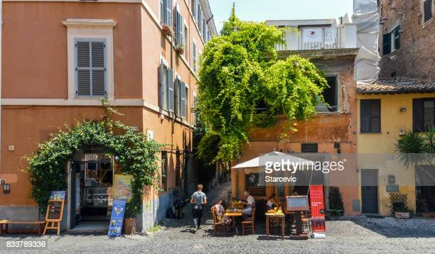 Streets of Rome, Italy