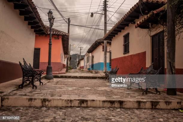 Streets of San Cristobal de las Casas