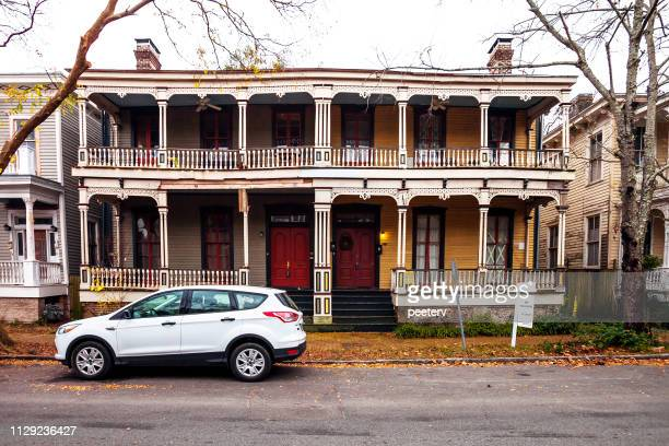 Streets of Savannah, Georgia