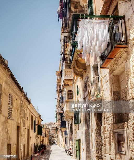 Streets of valetta