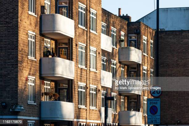 streetscenes - borough of camden, uk - flat stock pictures, royalty-free photos & images