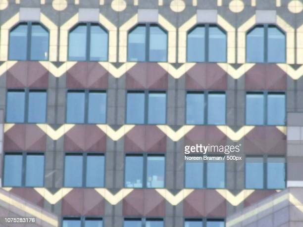 streetside geometry - noreen braman stock pictures, royalty-free photos & images