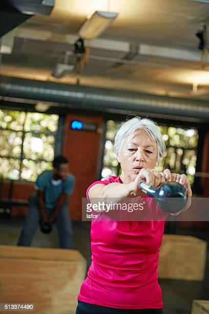 Strength and longevity go hand in hand