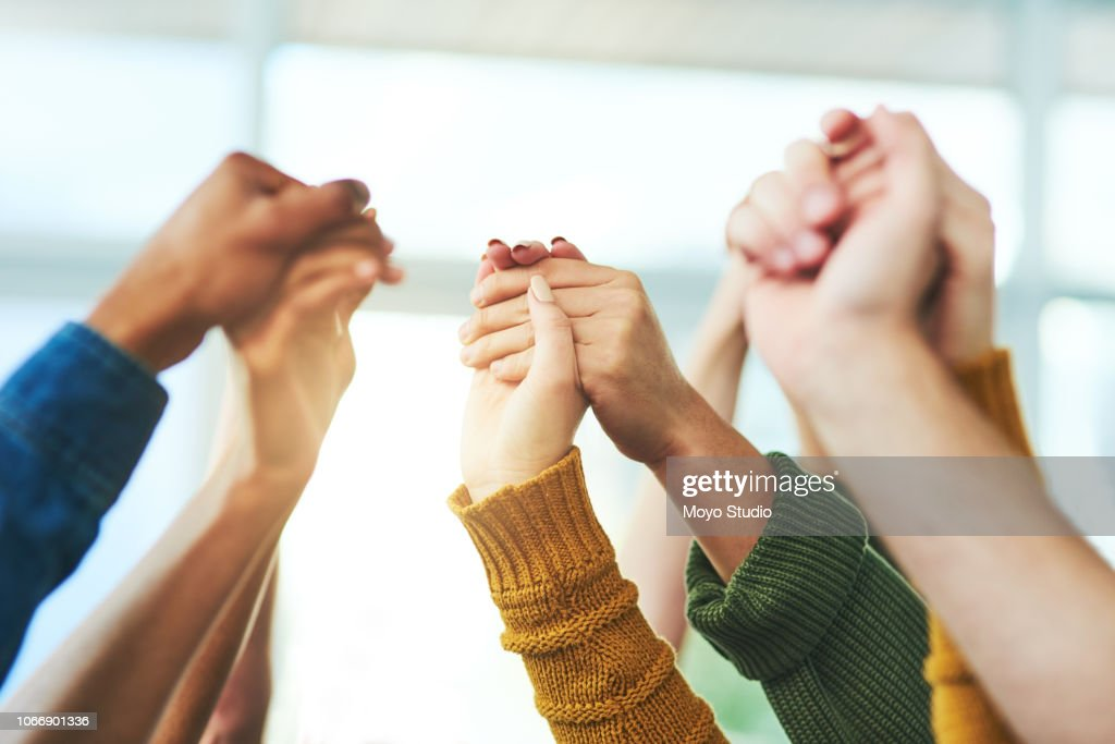 Strength in numbers : Stock Photo
