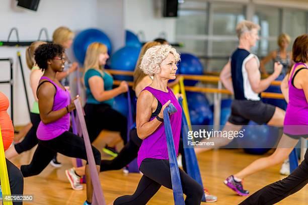 筋力トレーニングのクラス