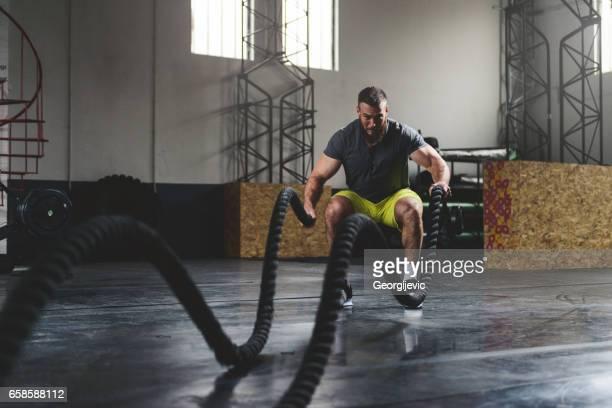 Versterken en zweet
