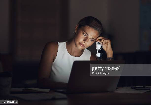 stress is the ultimate passion killer - blackout stock pictures, royalty-free photos & images
