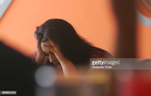 Stress Tired Headache Tension