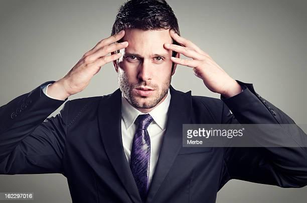 ストレスのたまった - 嫌悪感 ストックフォトと画像
