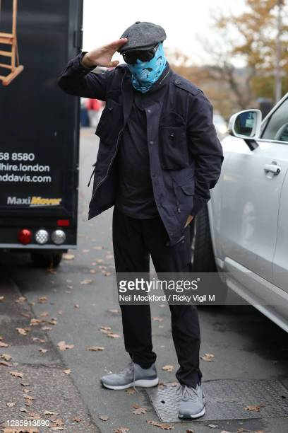 Strictly Come Dancing 2020 Bill Bailey seen at a rehearsal studio on November 16, 2020 in London, England.