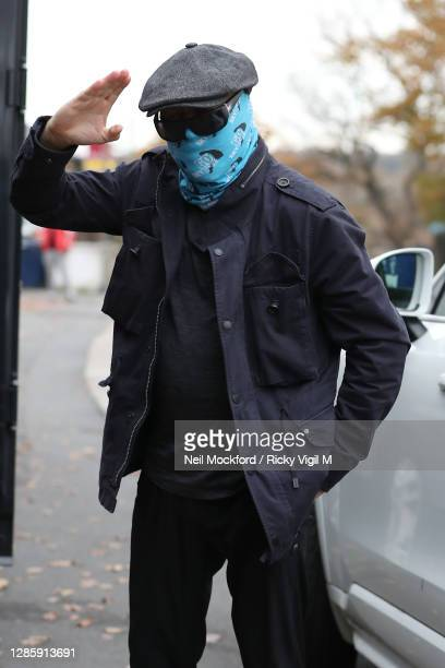 Strictly Come Dancing 2020 Bill Bailey seen at a rehearsal studio on November 16 2020 in London England