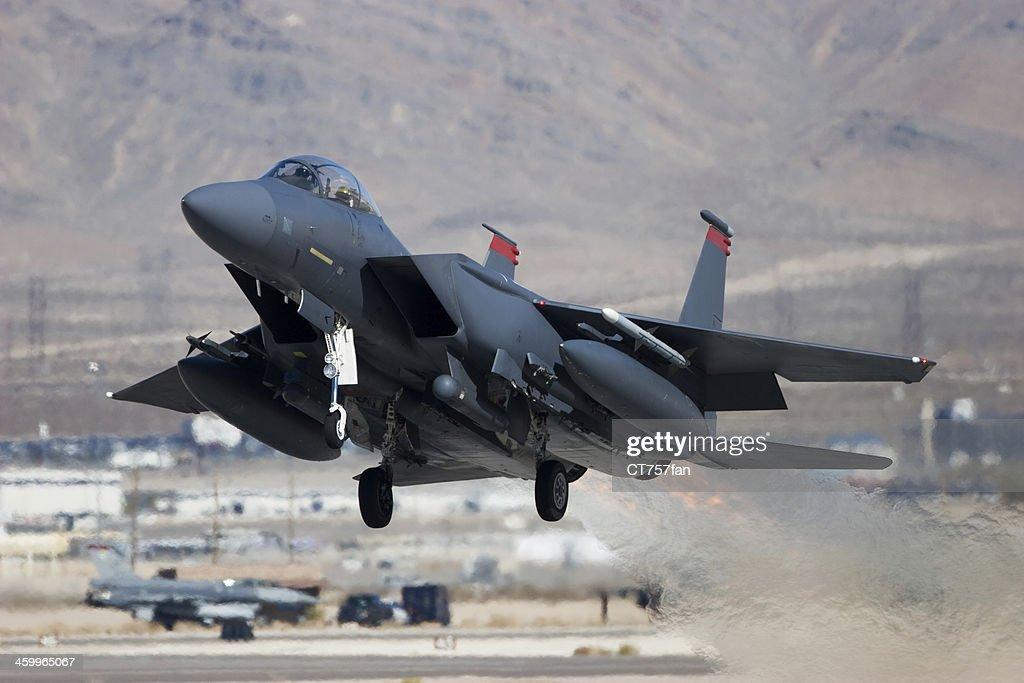 F-15E Strike Eagle : Stock Photo