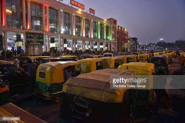 Strike of Ola and Uber drivers allow free hands to private auto and taxi operators to charge extra money from passengers in New Delhi