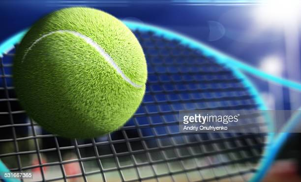 strike - racquet stock pictures, royalty-free photos & images