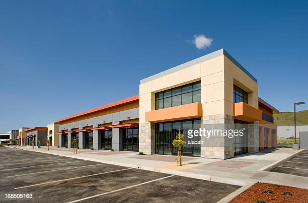 Strip mall stock photos and pictures getty images - Architectural designers near me ...